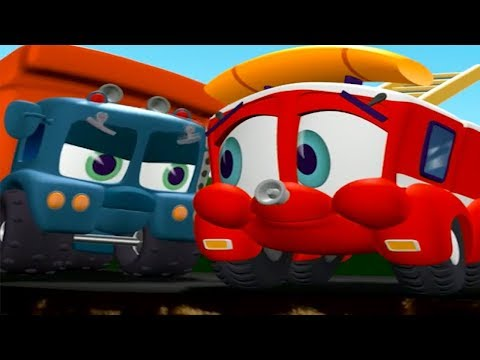 Finley The Fire Engine  I Dare Ya  Full Episode  Cartoons For Kids 🚒