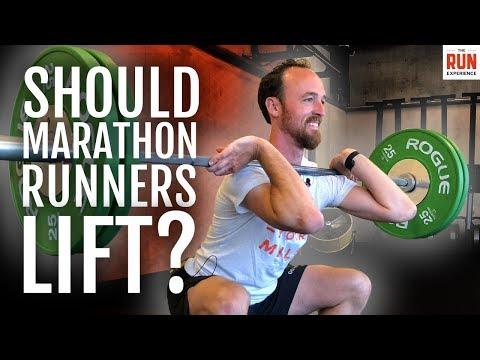 Should Marathon Runners Lift Weights   Part 1