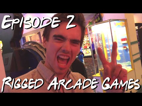 The Adventures of Sam and Troy: Episode 2 - Rigged Arcade Games (Season 3)