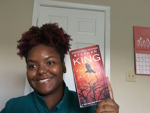 BOOK REVIEW: Full Dark, No Stars By: Stephen King