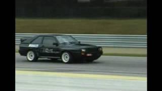 Audi Sport Quattro (Dahlbäck 560hp) at Vaaler Raceway