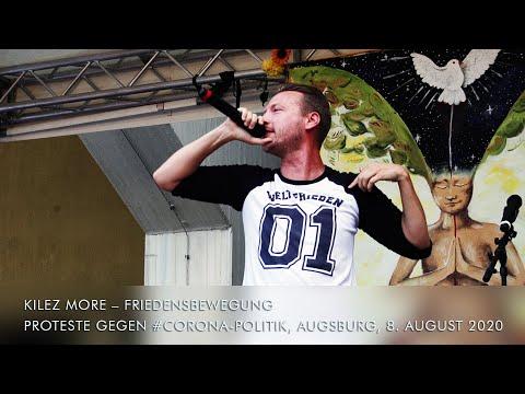 Kilez More – Friedensbewegung | Proteste gegen #Corona-Politik | Augsburg | 8. August 2020