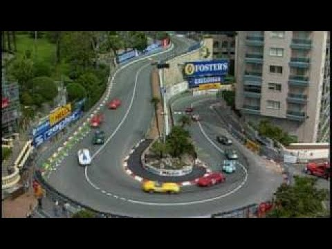 Monaco Barrett-Jackson Auction & Vintage Racing