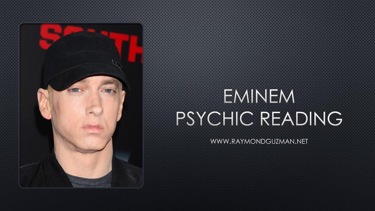 Image result for Eminem Psychic Reading
