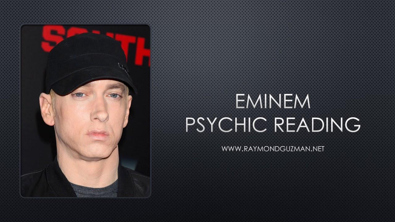 Image result for Eminem Psychic Reading