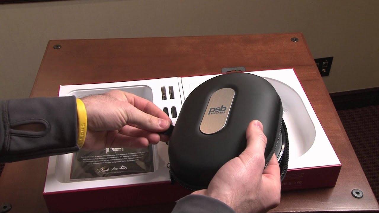 M4U2 Active Noise Cancelling Headphones