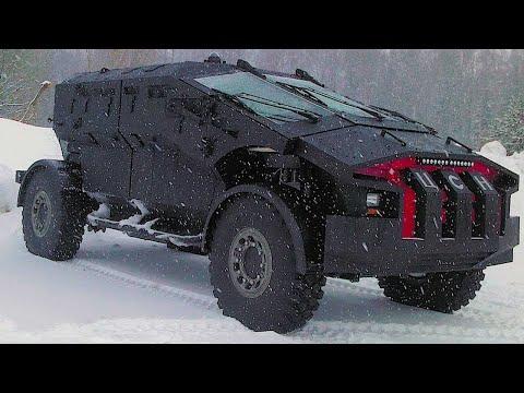السيارات العسكرية المدرعة الأكثر إثارة للدهشة في العالم  - نشر قبل 2 ساعة