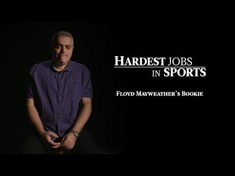 Floyd Mayweather's Bookie | Hardest Jobs in Sports