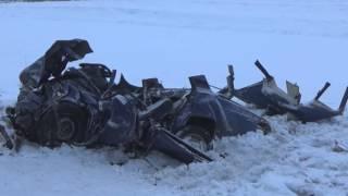 06 02 2016 ДТП на 80 км Красноярск Енисейск Б Муртинский р н 5 человек погибли