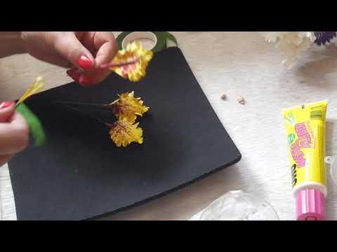 How to make the Maison Gregoria's Iris Part 2