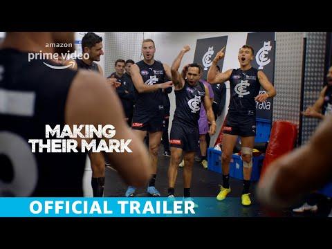 Making Their Mark | Official Trailer | AFL Docu-Series | 2021 | Amazon Original