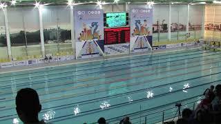 """Всероссийские соревнования по плаванию """"Весёлый дельфин"""". День 3. Вечер."""