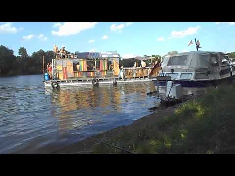 Fishing Fail Berlin Wilhelm-Spindler-Brücke Spree