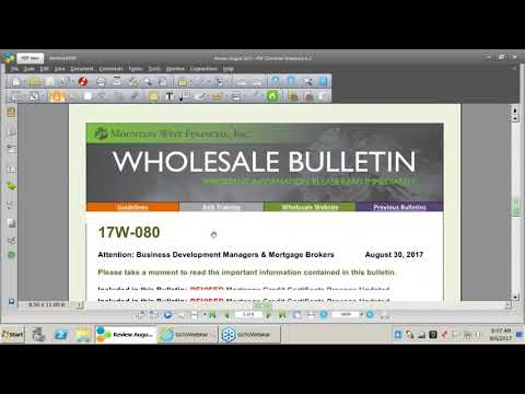 2017 09 06 08 59 Wholesale Bulletin Review by David O Hara