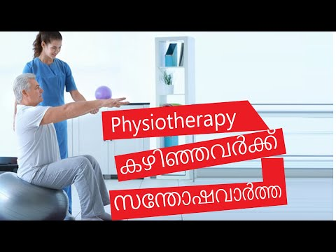 How To Get A Physiotherapist Job In The UK