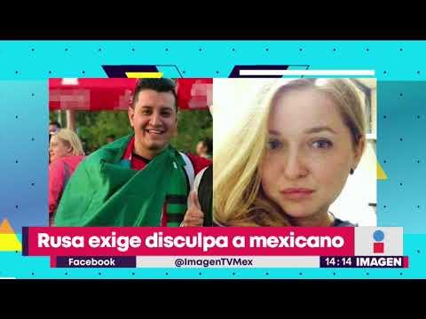 Rusa desmiente versión del mexicano