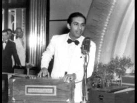 Aye Dil Dekh Liya-aabroo(1956)