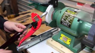 015 - How I Sharpen My Wood Turning Tools