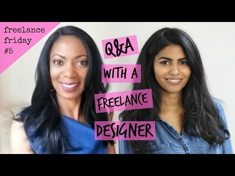 How to Be a Freelance Web Designer feat. Krystal & Company | Freelance Friday Ep. 5