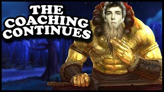Grubby | The Coaching CONTINUES!