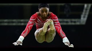 Who Is The Best Gymnast In the World, Simone Biles ?
