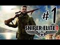 Sniper Elite 4 Italia - Parte 1: Headshot Nos Maledetos!!!! [ PC - Playthrough ]