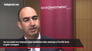 Ask The Experts: Integrating Environmental, Social and Governance (ESG) Investing in Quant Strategy
