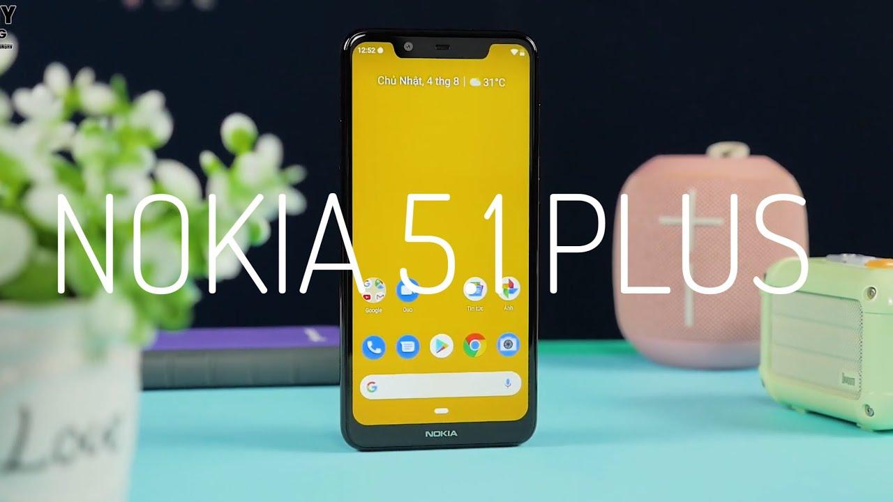 Nokia 5.1 Plus chỉ 2,7 triệu - BEST nhất rồi!