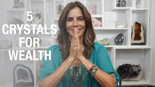 Top 5 Crystals for Wealth