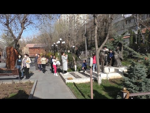 Ереван, 05,04,20, Sa, Вербное Воскресенье, Video-1, 12-ый день строгого ЧП.