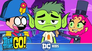 Teen Titans Go! in Italiano | Flashback Fashion | DC Kids