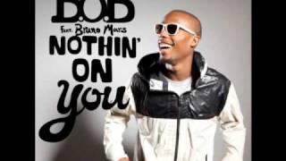 BOB- Nothin' On You!(Clean Acapella )