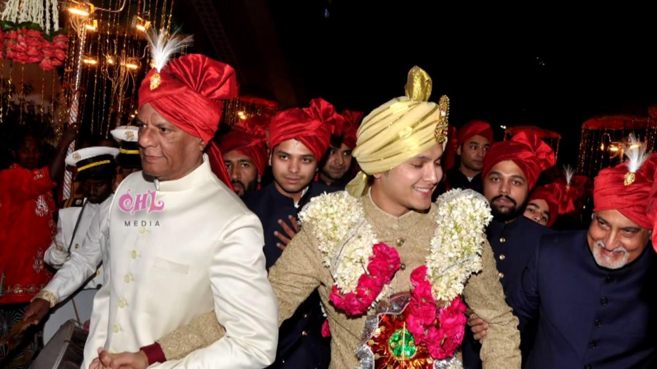 Celebs Sania Mirza Sister Wedding