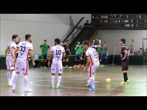 Copa SC: Luiz Alves x Blumenau Futsal