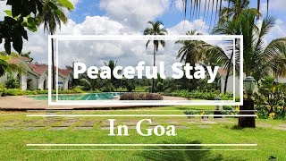 Gambar cover Peaceful Stay in Goa | Best View | AirBNB | Villa Booking | North Goa