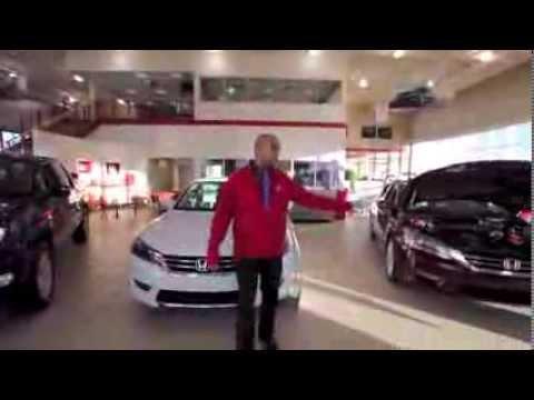 Welcome To Calgary Honda! - A Honda Automobile Dealership