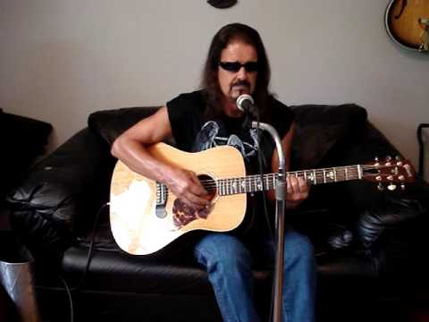 Spread Your Angel Wings Around Me : Original Song By Dave Shrout