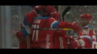 Хоккей Россия-Финляндия 3:0 Кубок мира-2016 голы / Russia vs Suomi 2016 World Cup of Hockey goals