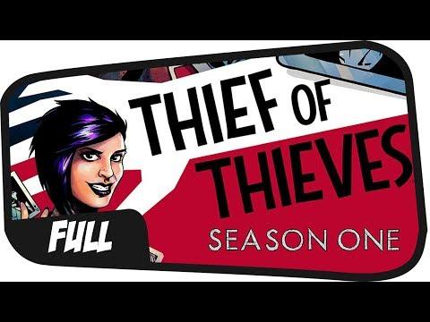 Thief of Thieves: Season One Gameplay Walkthrough FULL GAME [PC] |