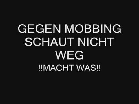 Schön GEGEN MOBBING CRIPE