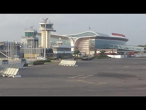 Togo : le nouvel aéroport de Lomé ouvre ses portes