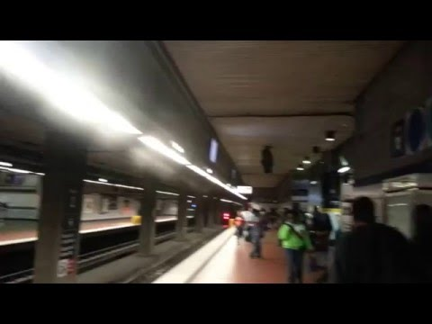 LA LIFE - LOS ANGELES - 7th ST METRO STATION - BLUE/EXPO LINE