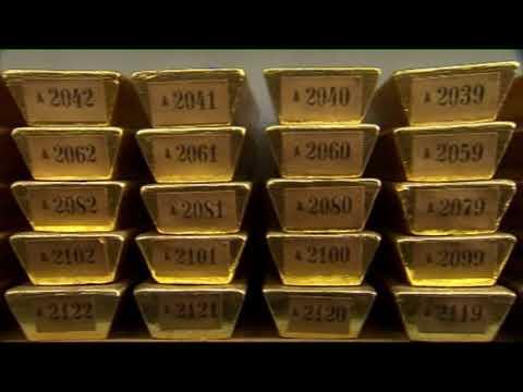 Deutsche Bundesbank: Die Hälfte des deutschen Goldschatzes ist in heimischen Tresoren