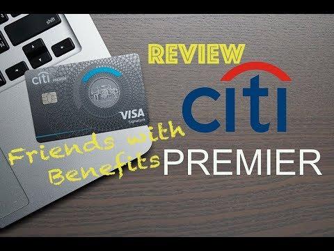 รีวิว บัตร Citi Premier Credit Card