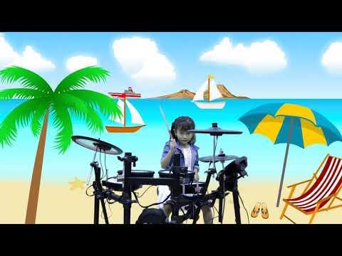 Selamat Pagi (OST Kulari Ke Pantai) - RAN Ft. Maisha Kanna | Drum Cover By Dahayu Alifiya