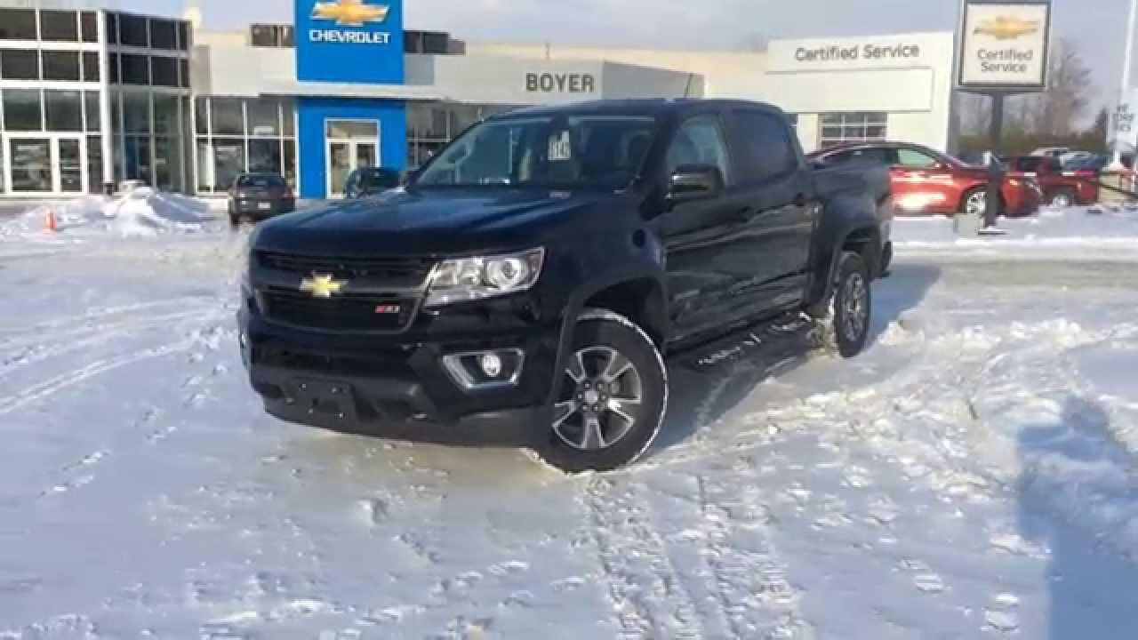 colorado chevrolet trailboss a boss crew chevy trail forums cab sema
