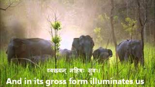 Download Full 'Bhu Suktam' Vedic Hymn in Devanagari with English Translations.wmv MP3 song and Music Video