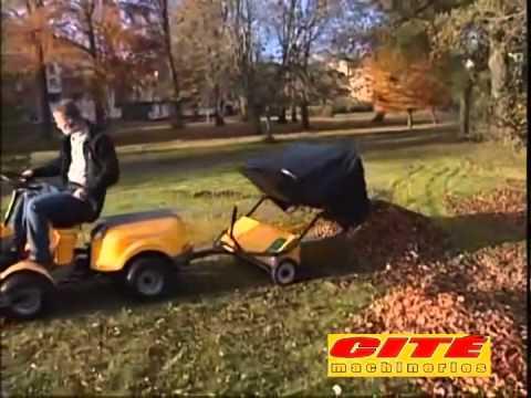 Les tracteurs a pelouse stiga et les accessoires youtube - Cars et les tracteurs ...