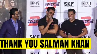 """Thank You For Saving My Career"" 