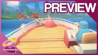 My Time at Portia preview | Steam, Switch, PS4, Xbox One